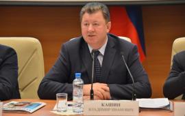 В.И. Кашин выступил на совместном заседании Комитета Госдумы по аграрным вопросам и коллегии Министерства сельского хозяйства России