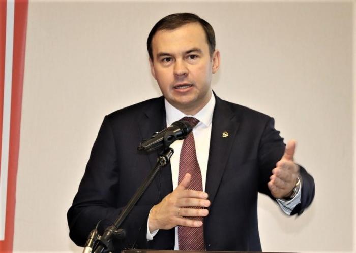 МК КПРФ приняло активное участие в семинар-совещании партактива ЦФО в Липецке