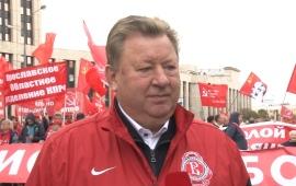 Владимир Кашин: Легитимность выборов – это залог сбережения России и нашего народа!