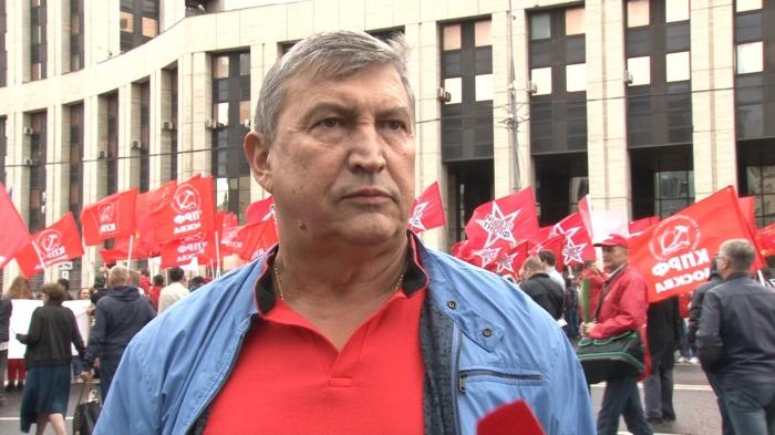 Константин Черемисов: Власть должна прислушаться к мнению народа и обеспечить честные выборы!