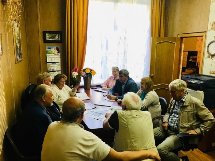 Состоялось собрание Королевского ГК КПРФ