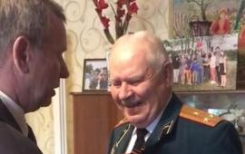 Коммунисту Николаю Ивановичу Чебыкину – 95 лет!