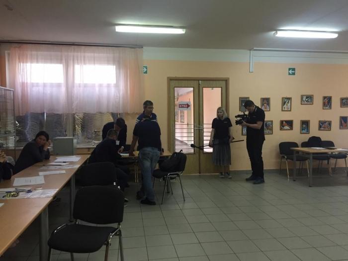 Нарушения на выборах в Королёве
