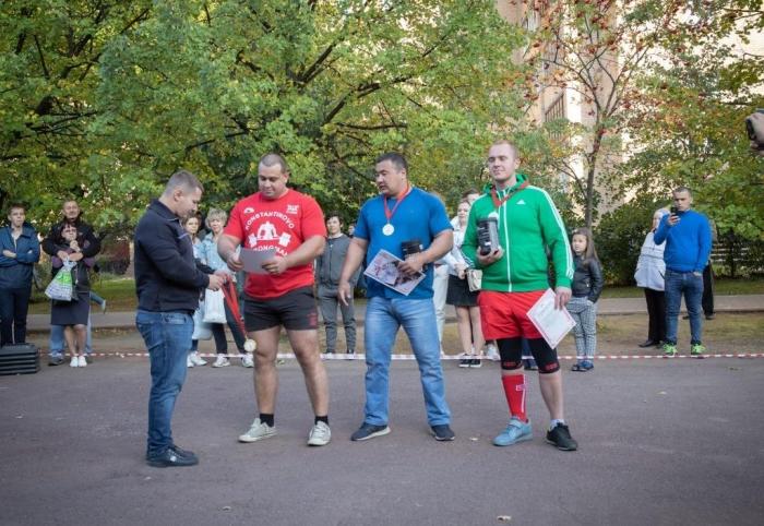 В ногу со спортом прошёл День города в Балашихе