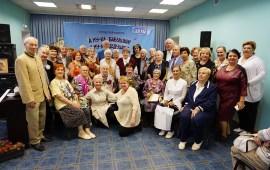 В Черноголовке отпраздновали День пожилого человека