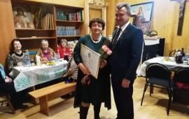 День пожилого человека отпраздновали в Митрополье Пушкинского округа