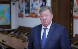 Интервью В.И. Кашина «Парламентскому телевидению»