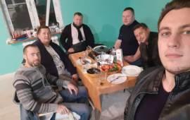Прошло экстренное собрание активистов Клинского отделения КПРФ