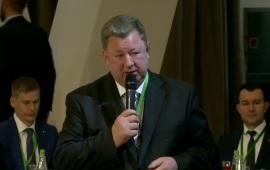 Выступление В.И. Кашина на «деловом завтраке» Минсельхоза России