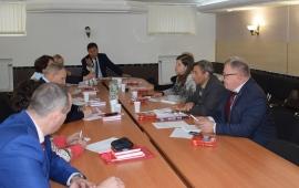 Александр Наумов принял участие в заседании Центрального Совета ООО «Дети войны»