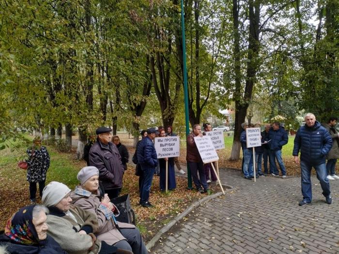 Руза за отставку Совета депутатов!