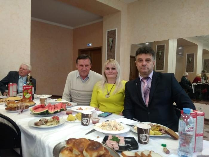В Щёлково поздравили ветеранов с праздником!