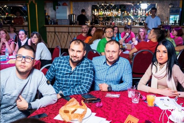 Интеллектуальная игра «Разумные люди» пополнилась участниками от КПРФ!