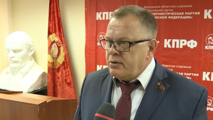 Александр Наумов: Мы победим с программой КПРФ и уверенной позицией кандидатов!