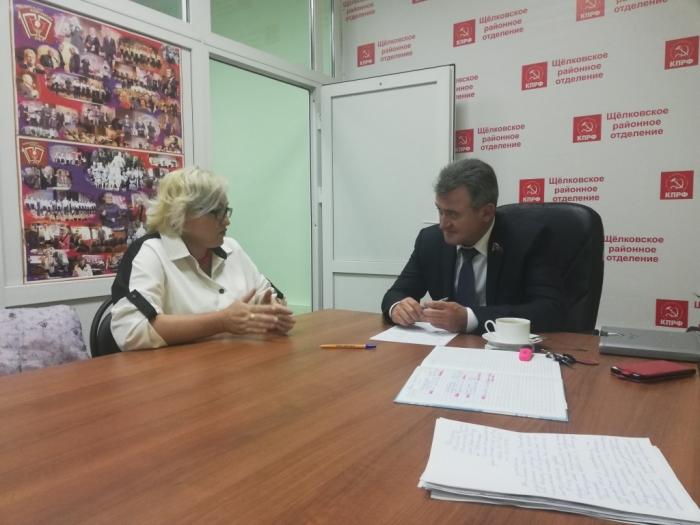 О своём и общественном с Василием Мельниковым