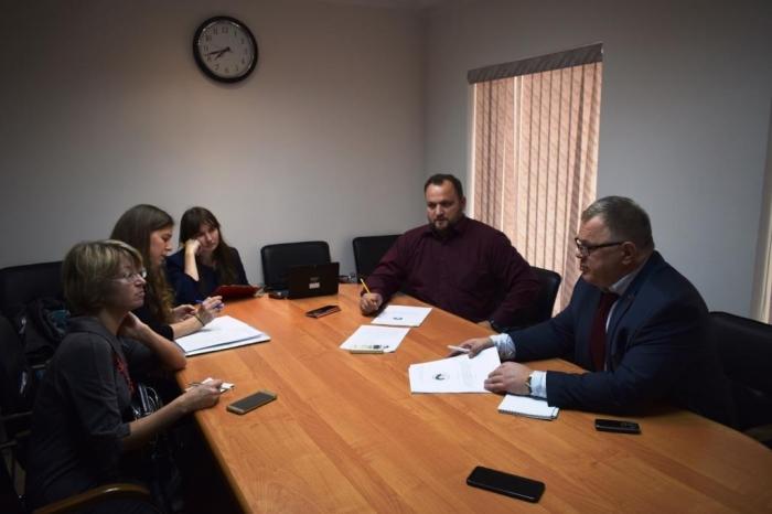 Александр Наумов встретился с инициативной группой, выступающей против цифровизации в сфере образования