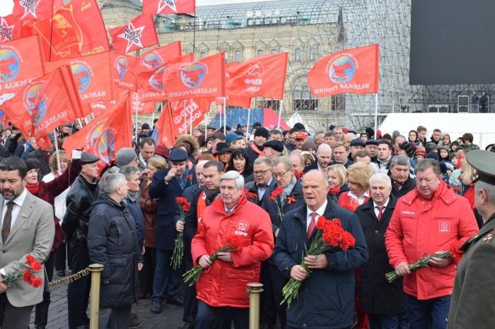 Г.А. Зюганов: Комсомол – наша общая судьба!