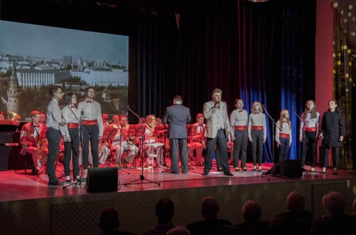 В Щёлково прошел концерт, посвященный 101-й годовщине образования Ленинского комсомола