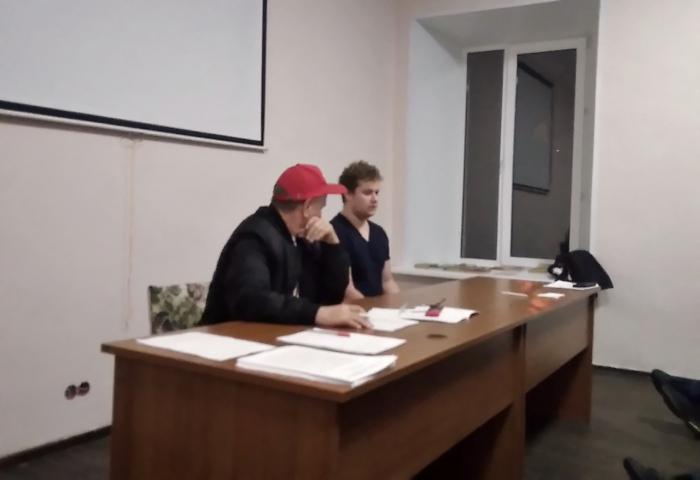 Состоялся Пленум Серпуховского ГК КПРФ