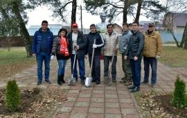 «Сад Победы - Сад Жизни» в Серпухове