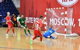 Лига чемпионов: четвертая подряд победа МФК КПРФ!