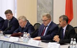 Александр Наумов посетил Коломну с рабочим визитом