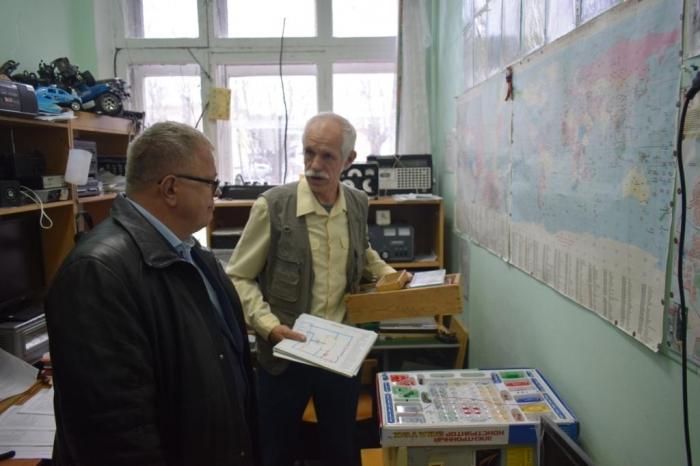 Депутат Александр Наумов посетил в г.о. Серпухов «Дом детского и юношеского технического творчества»