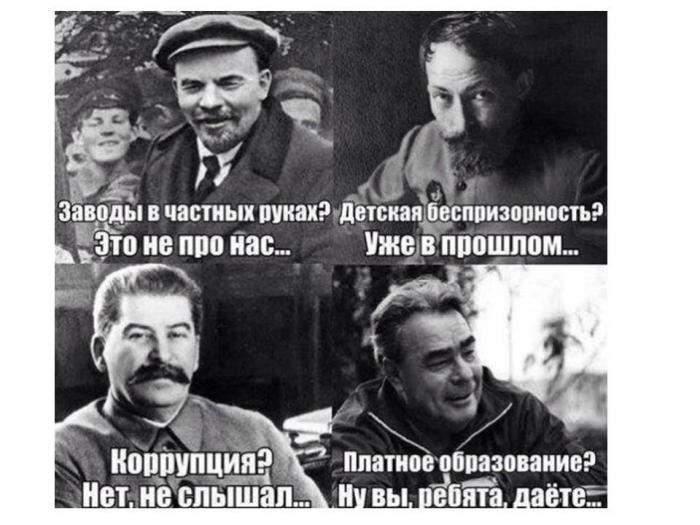 Революция и современность