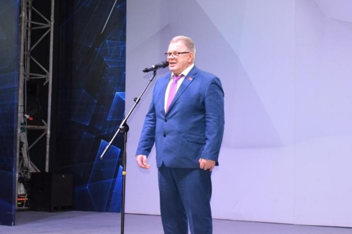 Александр Наумов в Домодедове поздравил сотрудников органов внутренних дел с профессиональным праздником