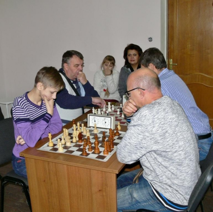 Шахматный турнир в честь 102-й годовщины Великой Октябрьской социалистической революции