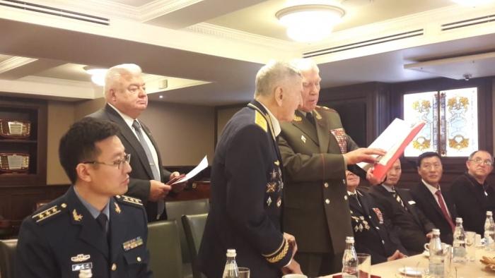 Прошла VI международная встреча участников, родных и близких летчиков-героев Корейской войны 1950-1953 гг.