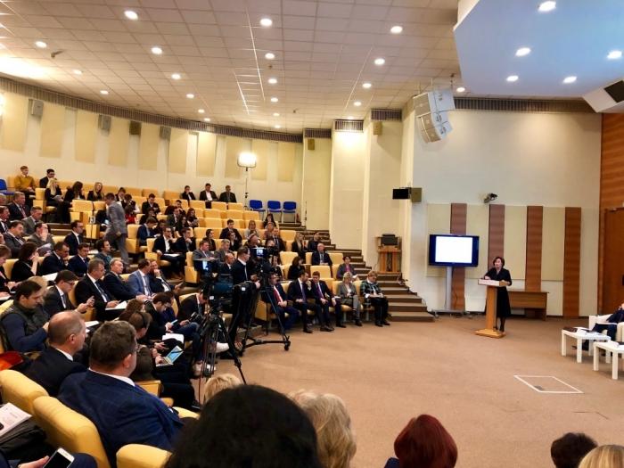 Дмитрий Кононенко принял участие в Парламентских слушаниях
