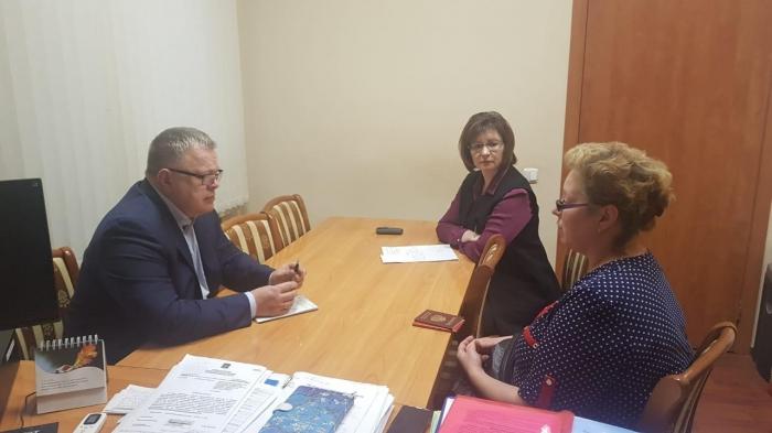 Александр Наумов: Работать для людей и их блага!