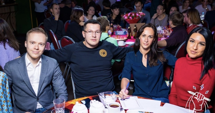 В ногу с современной молодёжью идут Балашихинские коммунисты