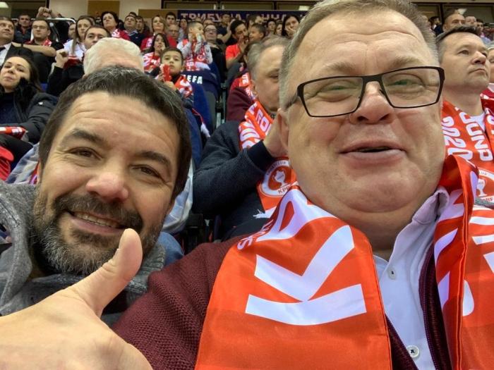 Поздравляем с победой! Мини-футбольный клуб КПРФ – в Финале Лиги чемпионов УЕФА!