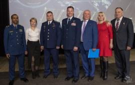 Торжественная встреча космонавтов в Звездном городке!