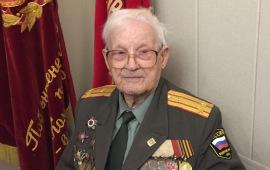 Старейший коммунист г. Королёва отметил своё 101-летие