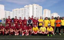 Солнечногорский футбол