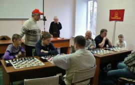 Шахматный турнир, посвящённый 140-й годовщине со Дня рождения И.В. Сталина