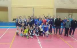 В Клину состоялся турнир по волейболу среди женщин