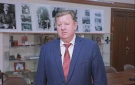 В.И. Кашин дал интервью Парламентскому телевидению