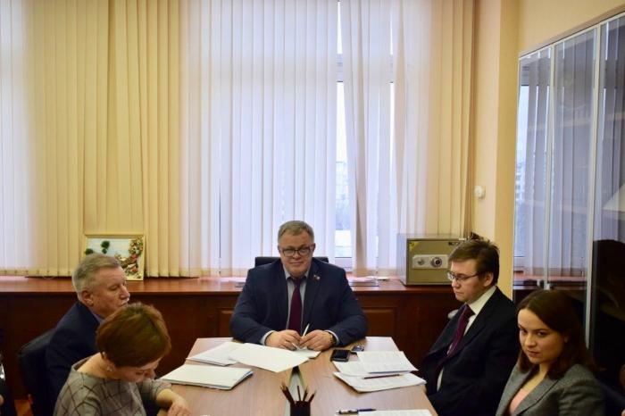Александр Наумов провёл расширенное заседание Комитета в Мособлдуме