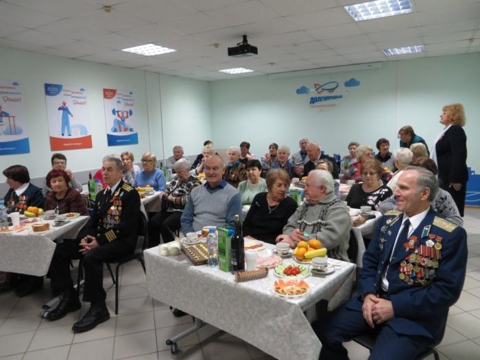 Долгопрудненский ГК КПРФ провёл мероприятие, посвящённое Битве под Москвой