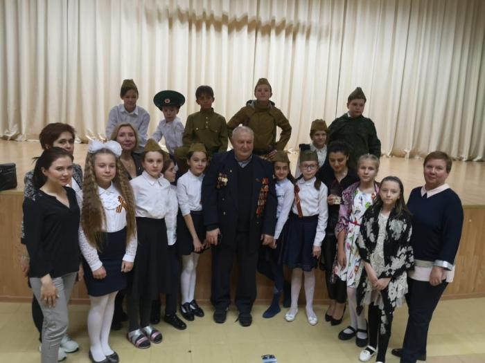 В Красногорске прошло мероприятие, посвящённое началу контрнаступления советских войск под Москвой