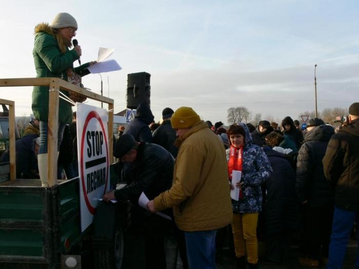 Начали за здравие экологии, кончили за упокой политической системы