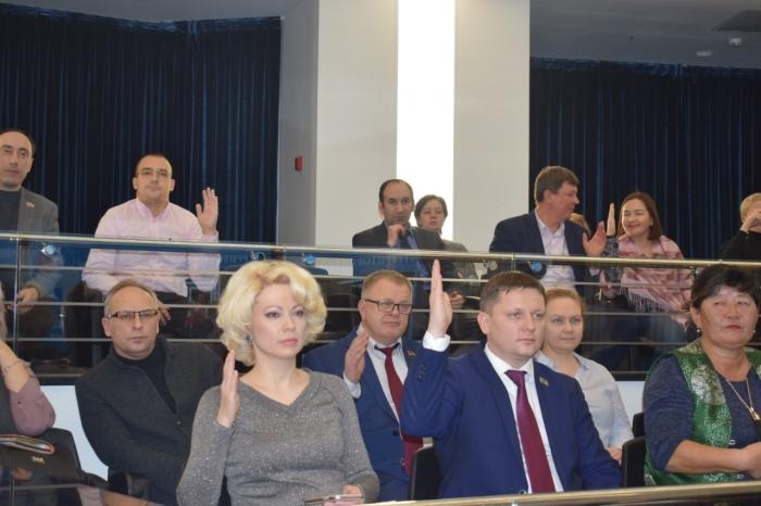 Александр Наумов принял участие в общем собрании Общенациональной Ассоциации ТОС