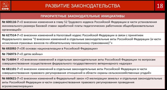 В.И. Кашин: Протест и социально-экономическая программа КПРФ – как политическая основа борьбы за власть