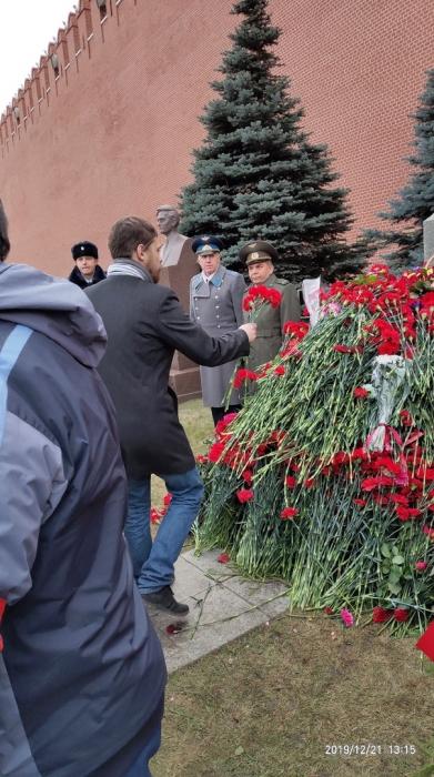140 лет Сталину