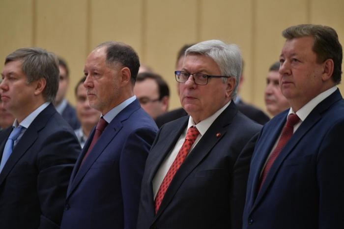 Поздравляем В.И. Кашина с присвоением звания «Почётный гражданин Московской области»