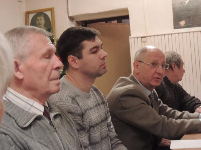 Информационное сообщение о работе Пленума Коломенского ГК КПРФ